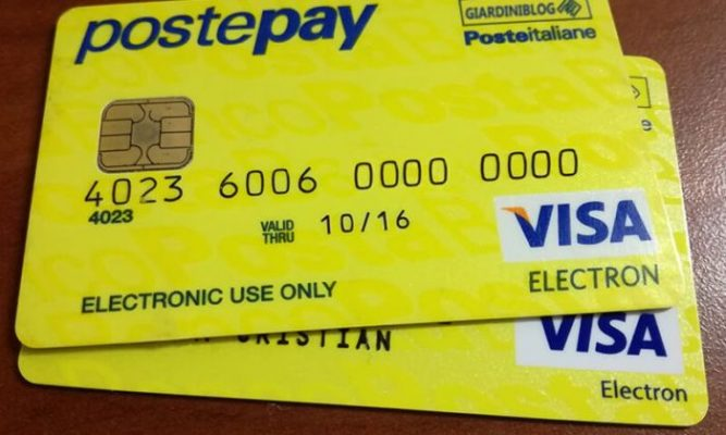 "PostePay 667x400 - Hacker bucano Facebook (?) e ci ""fregano"" duecento euro in poche ore... - e' successo a noi questa notte"