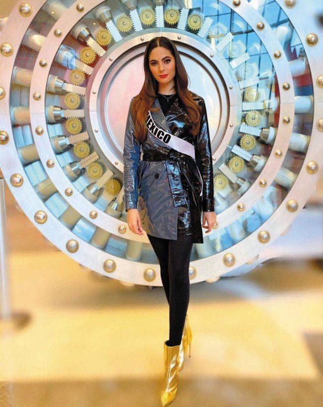 Sofia Aragon insta 640x806 - Miss Universo 2019: vince la la sudafricana Zozibini Tunzi