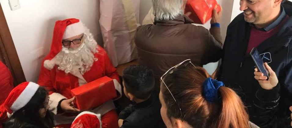 La Guardia Costiera salva Babbo Natale ed il Natale di Agropoli