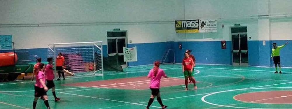 Calcio a 5 femminile: match della verità per la Folgore Acquavella