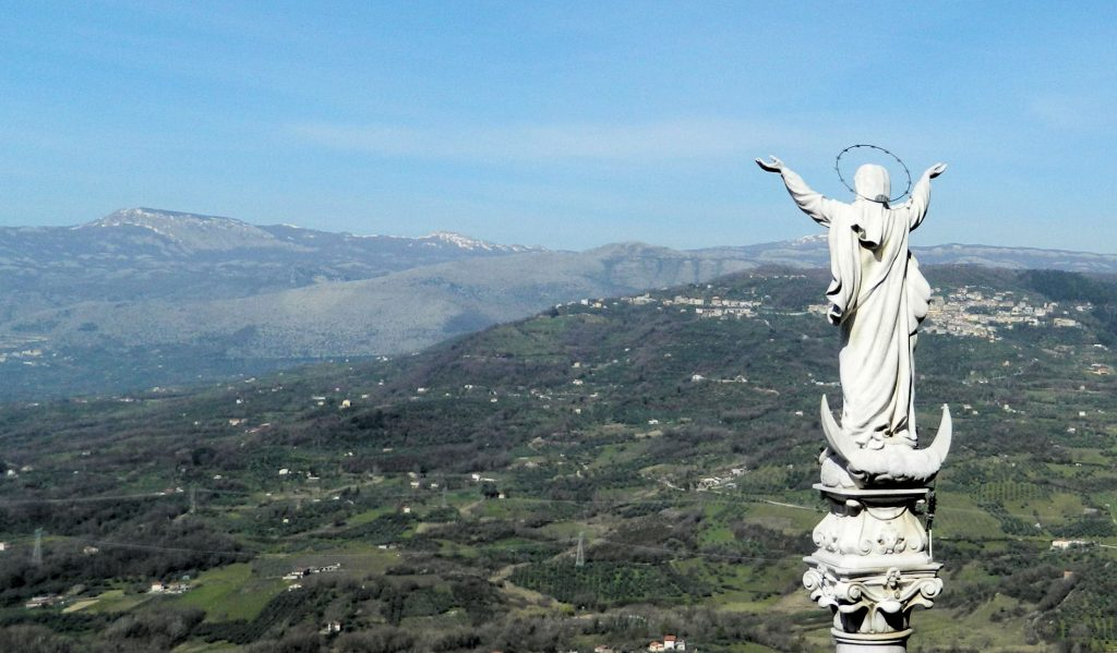 Il puzzle: buona domenica da Castel San Lorenzo