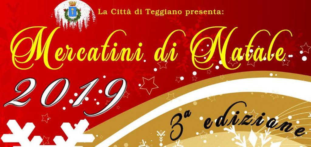 Teggiano, si concludono stasera: mercatini di Natale nel chiostro di San Francesco