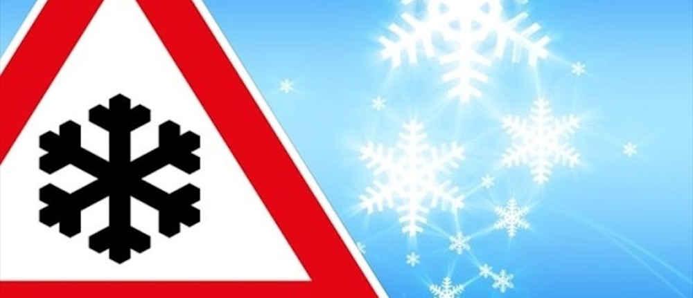 neve - Protezione civile Campania: allerta neve