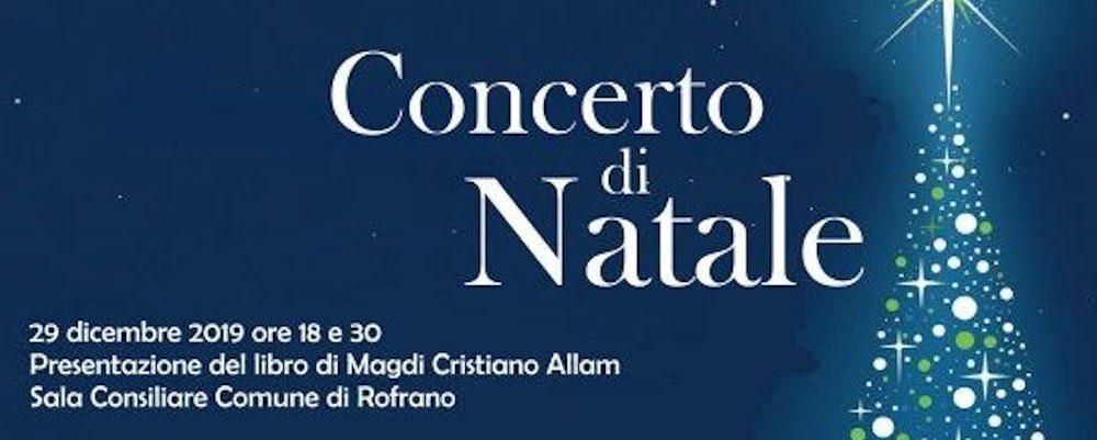 Rofrano, presentazione dell'ultimo libro di Magdi Cristiano Allam e concerto di Natale – 29 dicembre 2019