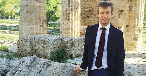 Gabriel Zuchtriegel è cittadino italiano.