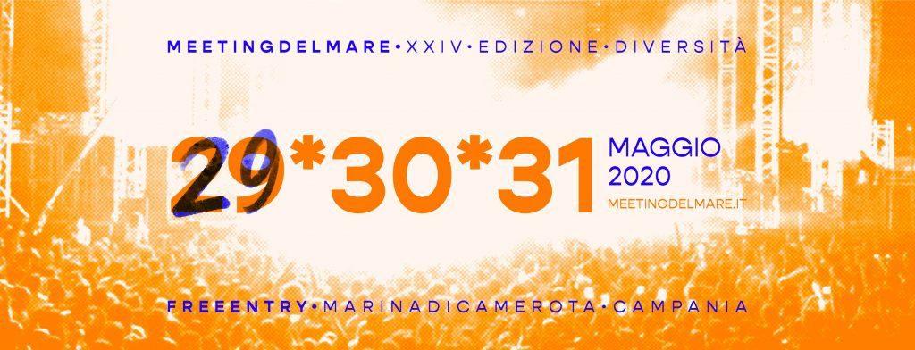 M. di Camerota – 24° Meeting del Mare – dal 29 Maggio al 31 Maggio 2020