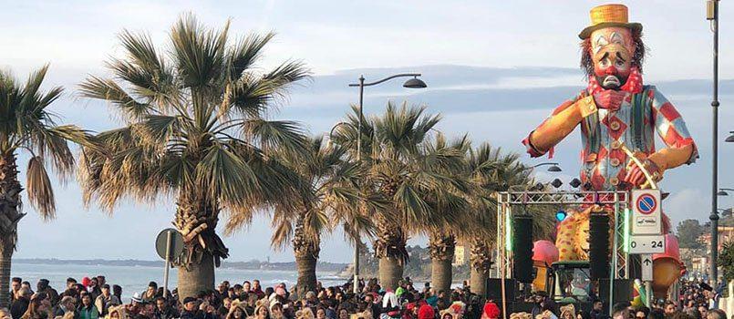Carnevale di Agropoli, tutte le info