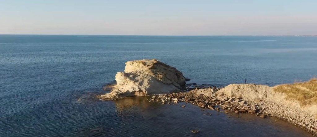 Il Cilento dal drone, la costa parte uno: Agropoli, Castellabate… – video