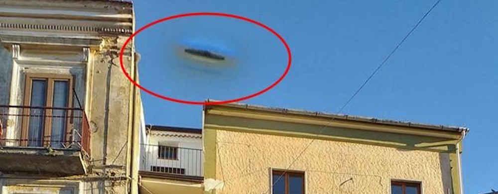 Ufo a Capaccio Paestum: la foto