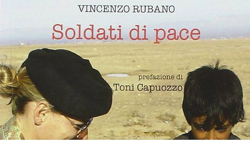 """26022020 libro rubano 03 - S. Maria di Castellabate, presentazione del libro """"Soldati di Pace"""" - 27 febbraio 2020"""