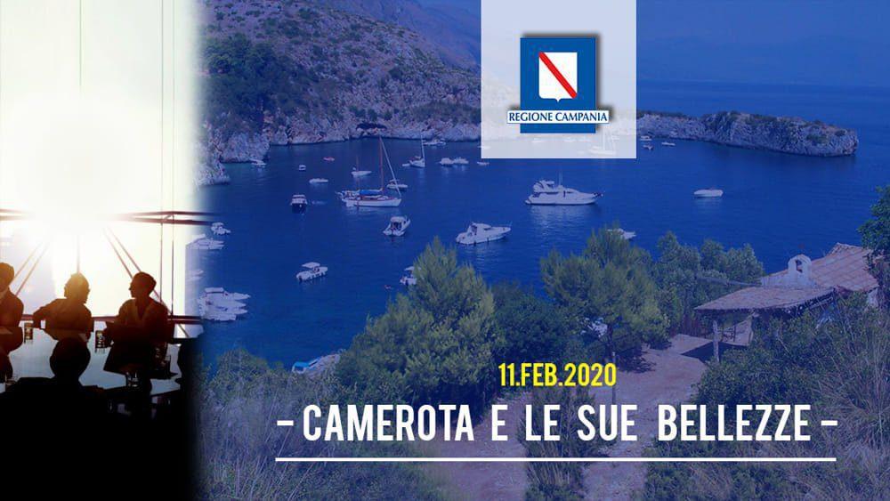 bitmilano 2 - 'Camerota e le sue bellezze' in conferenza stampa live dalla BIT di Milano - lunedi' 10 febbraio 2020 ore 10.30