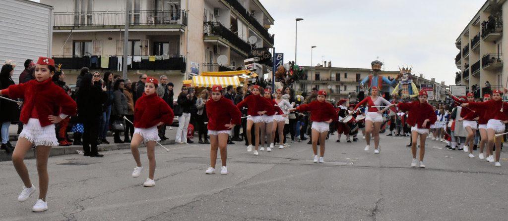 Carnevale di Agropoli, prime foto e video – 23/02/2020