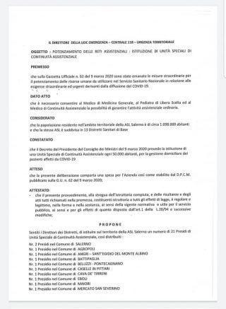 3 320x437 - Asl di Salerno: deliberazione del potenziamento dei presidi ospedalieri - il documento