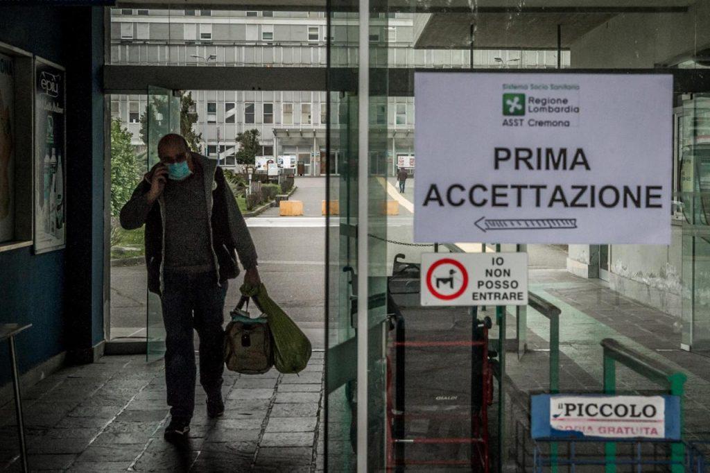 """coronavirus ospedale Italia Fg 1024x682 - """"In Italia non c'è una sola epidemia"""""""