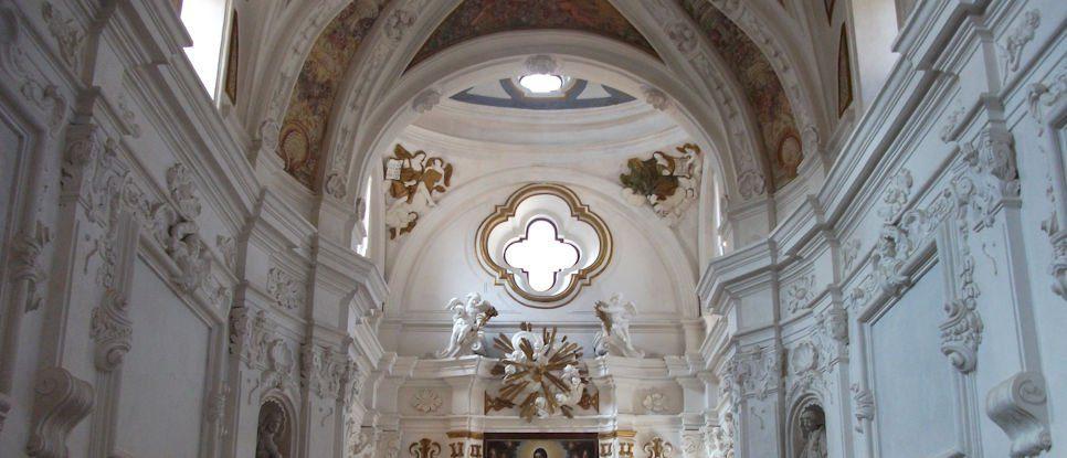 Buona domenica dalla Certosa di Padula – il puzzle