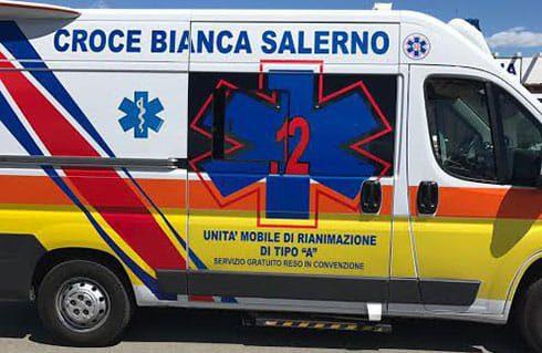 Agropoli, l'ambulanza rianimativa resta.