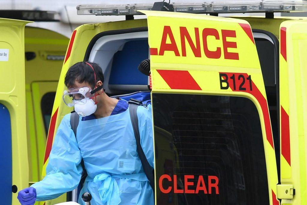 ambulanza3 gb afp 1024x683 - Gb morto bimbo di 5 anni: è la vittima più giovane