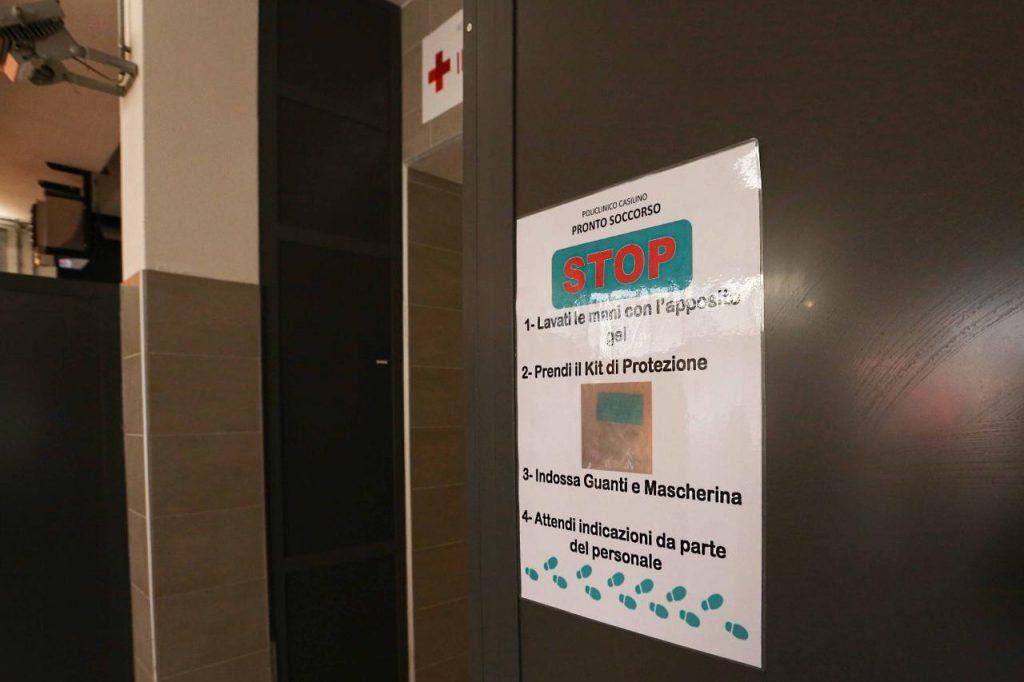 Coronavirus Lazio, trend per la prima volta sotto al 6%