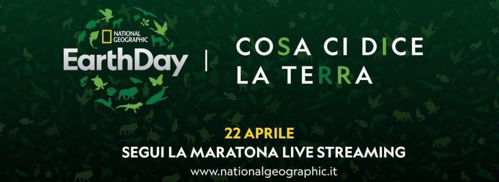 Earth Day, la giornata del pianeta Terra, 7 ore live streaming – live dalle 15.00