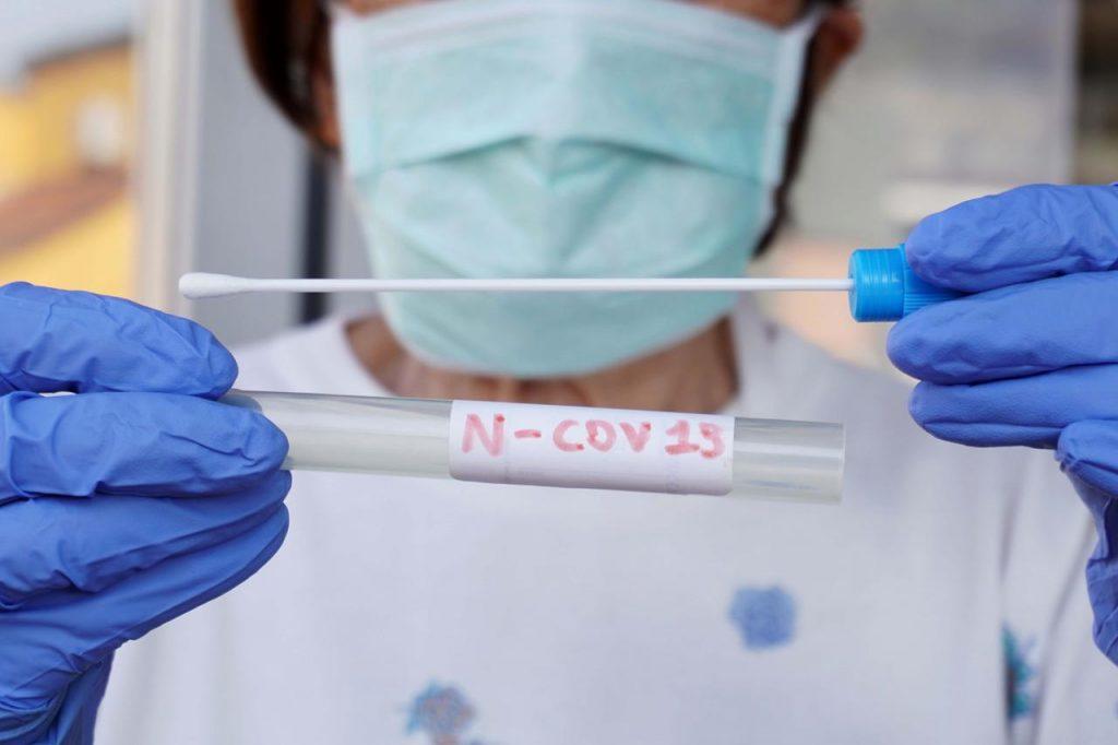1588614855 coronavirus tampone esame infermiera fg 1024x682 - Colliano crisi virus: altri 17 casi positivi