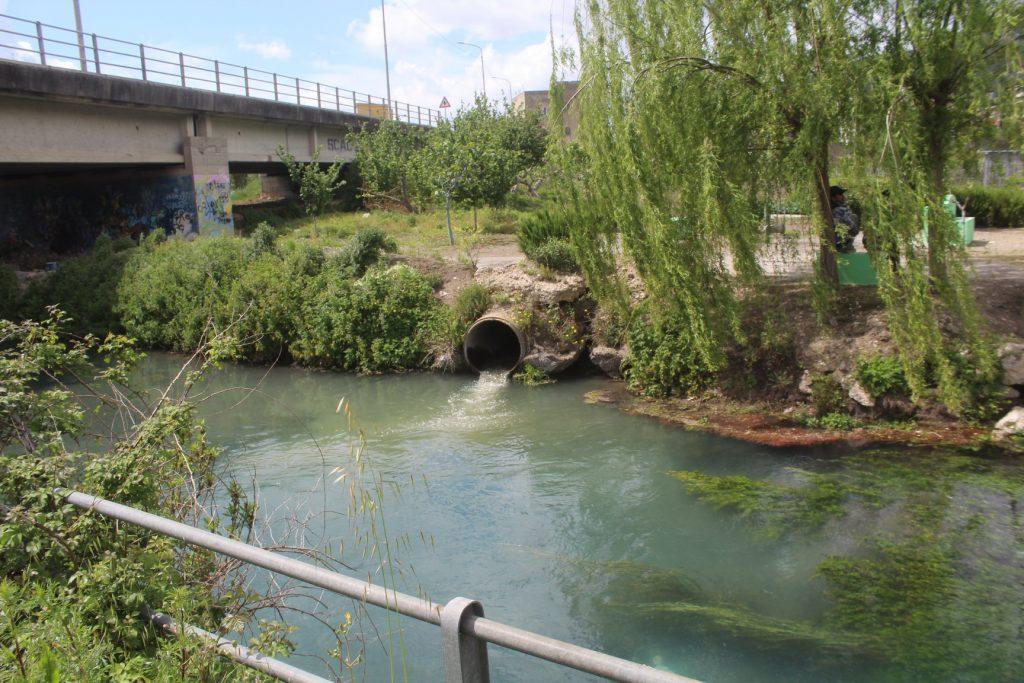 Associazione Accademia Kronos Salerno: Inquinamento fiume Sarno