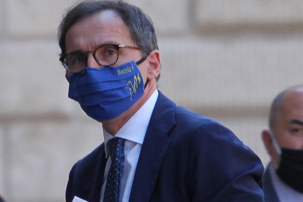 """Boccia ministro ipa fg 1024x682 - """"Se rischio basso, l'Italia il 3 si rimetterà in cammino"""""""