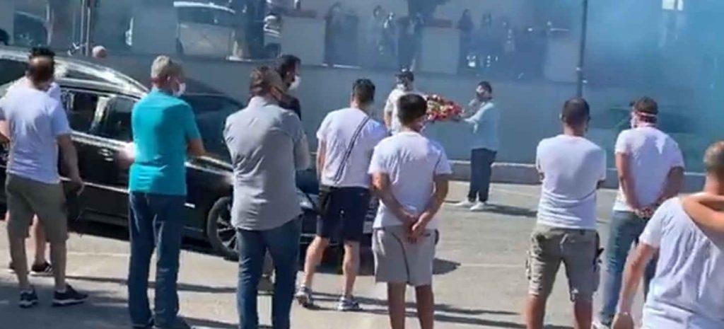 umano 1024x465 - La salma di Vincenzo Russo tra gli Ultras di Agropoli - video