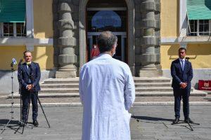 """Italia-Germania, Di Maio a Maas: """"Crisi ha rafforzato cooperazione"""""""
