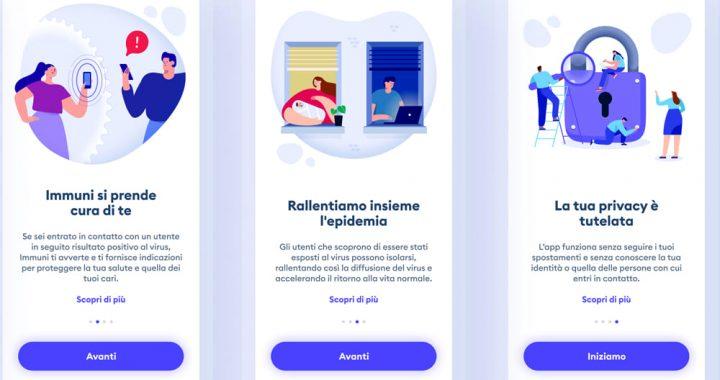 La app Immuni da lunedì 15 giugno sarà utilizzabile in tutta Italia.