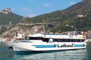 Alicost, Salerno tornerà ad essere più vicina alla Sicilia