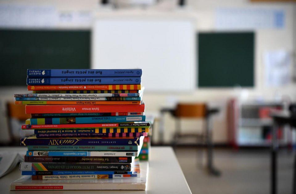 scuola libri afp 960x629 - Sant'Arsenio, parte la mensa scolastica - dal 25/10/21