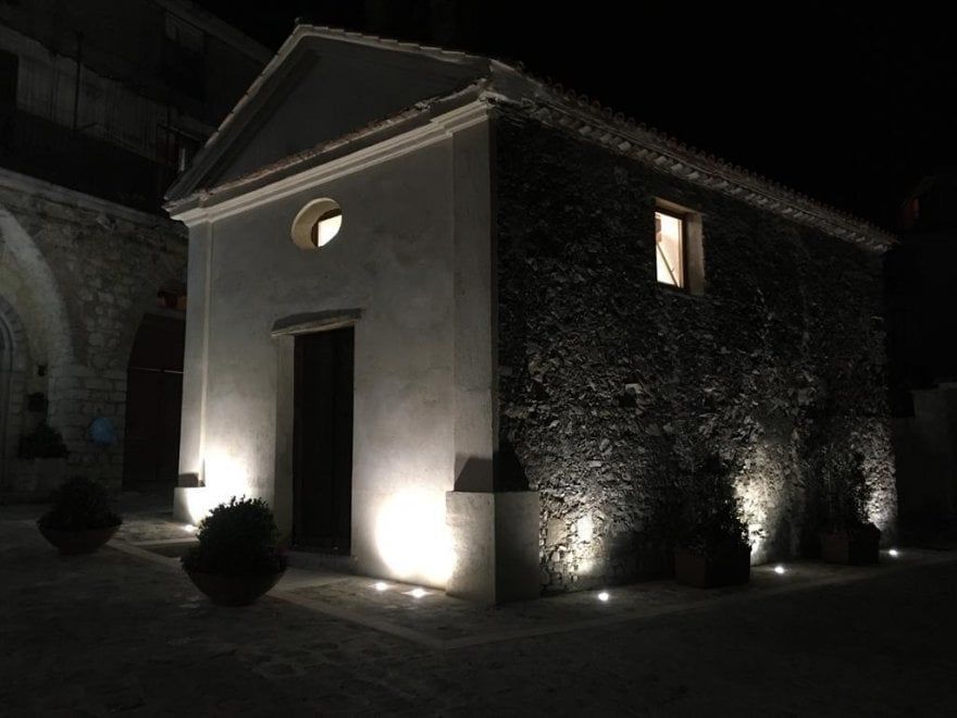 122222940 6baa5b00 d629 441c 8d46 3eae2eb79f65 - Bosco, riaperta l'antica cappella di Santa Rosalia