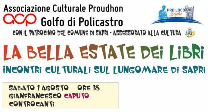 """bellaestatedeilibri - Agosto culturale a Sapri con la rassegna """"La bella estate dei libri"""""""