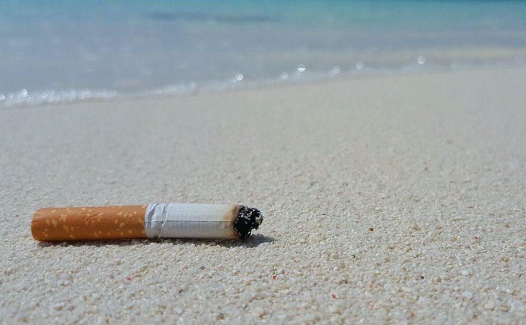 Montecorice, stop alle sigarette in spiaggia