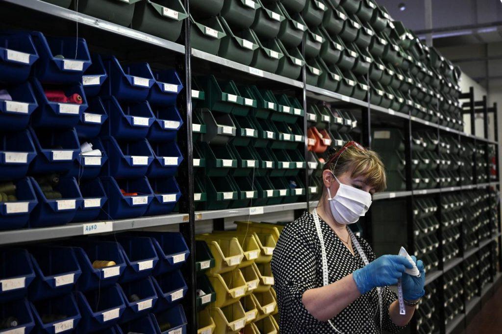 """coronavirus lavoro Afp 1024x682 - """"In 15 giorni 965 contagi in più sul lavoro"""""""