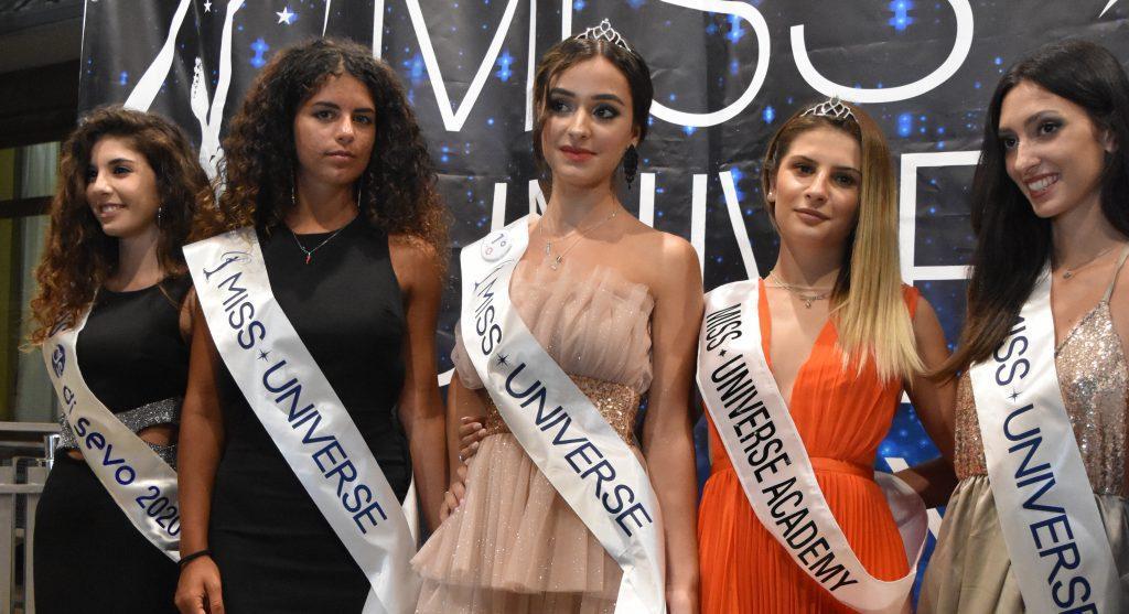 dana miss universe 1024x557 - Matinella, Miss Universe Italy, vince la terza tappa campana Dana di Agropoli - VIDEO