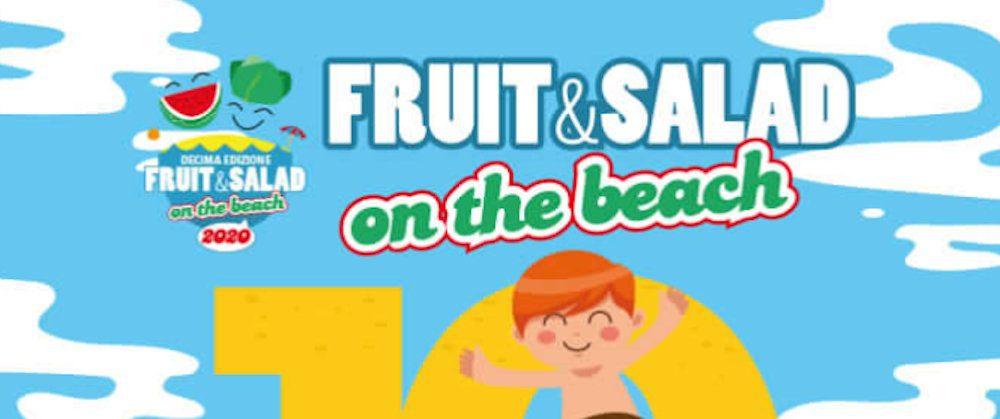 fruit - Capaccio Paestum, decima edizione di Fruit & Salad - 13 luglio 2020