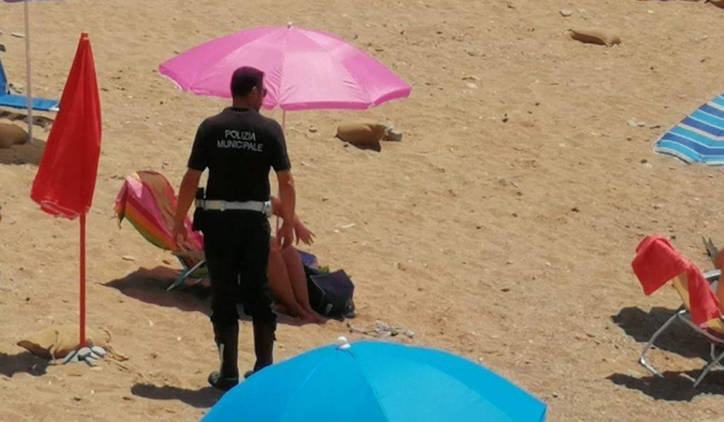 """polizia 1024x597 - """"Castellabate sicura 2020"""", controlli lungo la costa e sulle spiagge"""