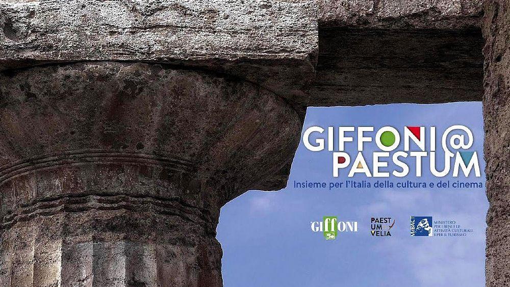 03082020 giffoni50 a paestum 03 - Velia (Ascea), #Giffoni50 riparte dal mondo classico e dalle radici del suo territorio - 10/8/20