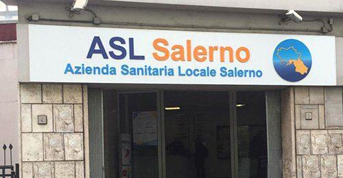Asl Salerno: disposta la vaccinazione anche per i dipendenti che hanno già contratto il coronavirus