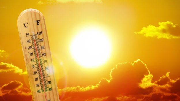 caldo 1 625x350 1 - Campania, allerta meteo per caldo