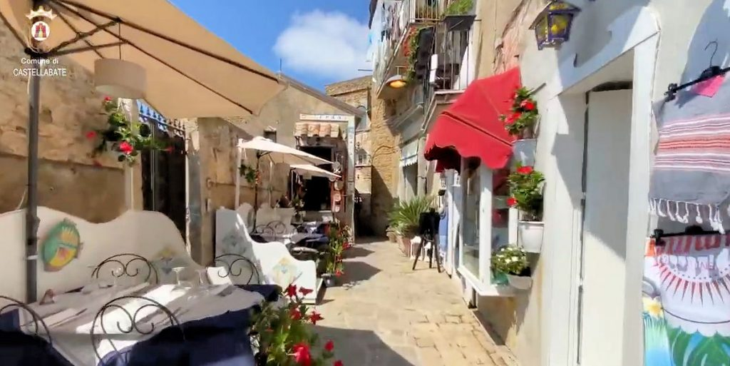 "Castellabate, ""il luogo dell'incanto"" in uno spot di Cilento Channel – video"