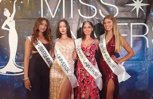 missuniverse - Miss Universe Italy a Palinuro incoronata la splendida Stefania