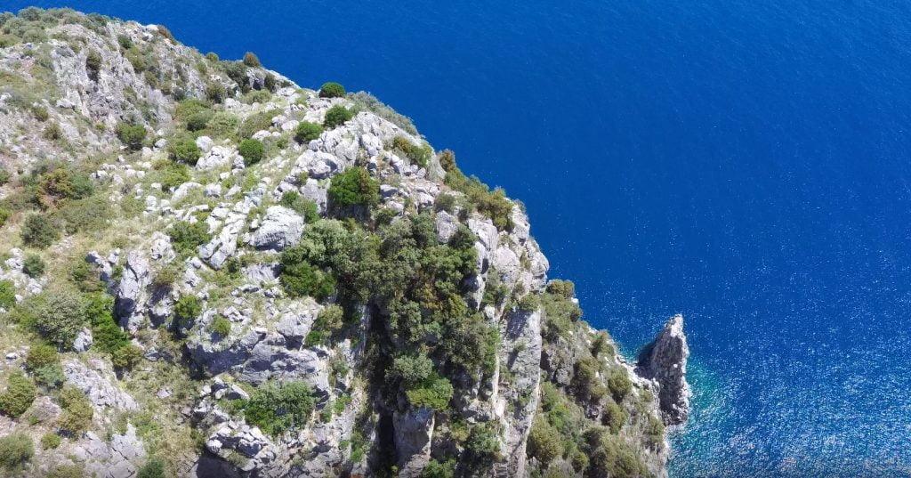Il puzzle della domenica: il blu del mare di Palinuro