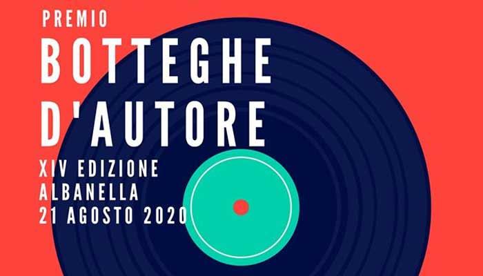 premio botteghe autore 2020 Albanella Cilento - Albanella, Premio Botteghe d'autore - 21 Agosto 2020