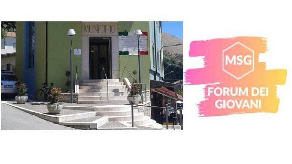 """16092020 forum monte s giacomop 03 - Monte San Giacomo, parte l' """"Officina Culturale & Creativa"""""""