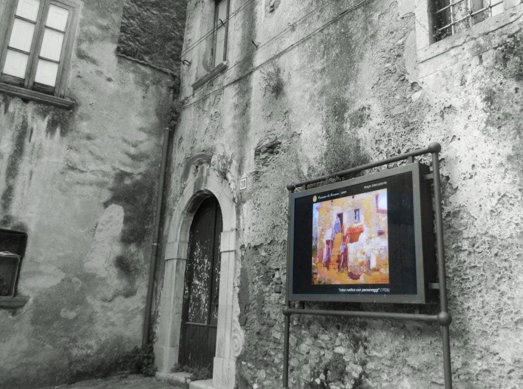 Il puzzle della domenica: Biagio Mercadante, Torraca