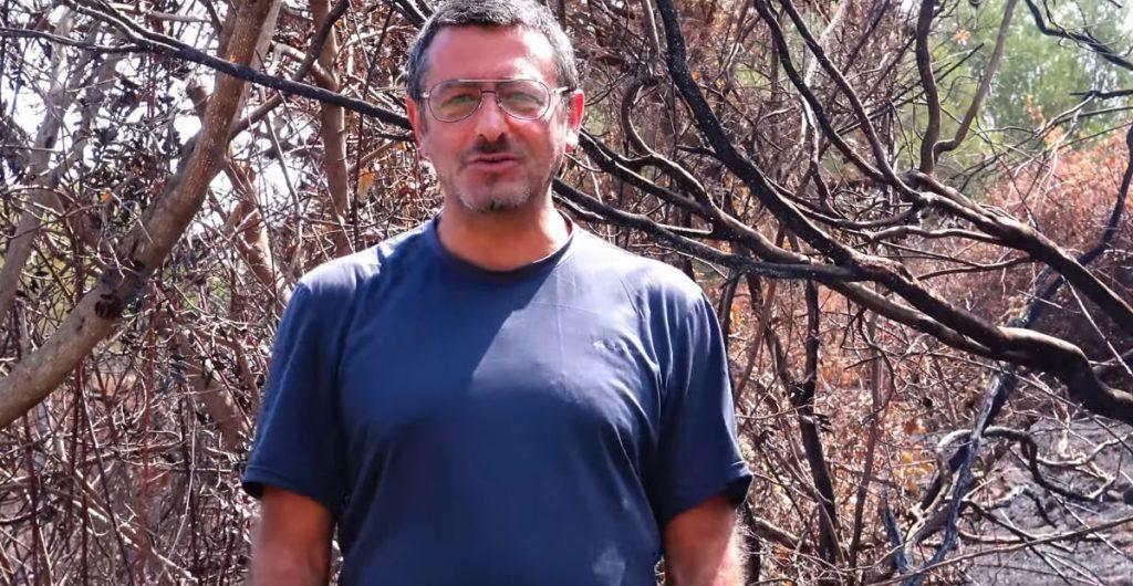 Incendi nel Vallo di Diano (da Infocilento) – Il nostro vecchio video girato quando fu incendiato Capo Palinuro: eBBBBasta!
