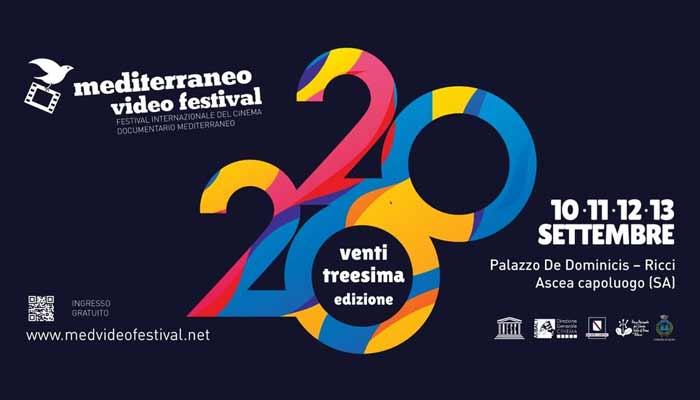 Ascea, Mediterraneo Video Festival – dal 9 al 13 Settembre 2020