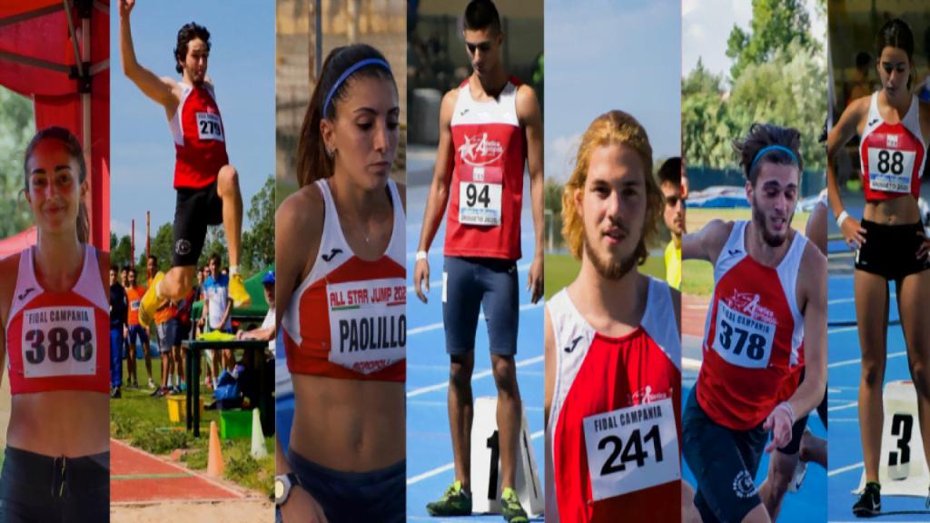 Conclusi i Campionati Italiani Junior/Promesse di Grosseto: ottima prova dell'Atletica Agropoli